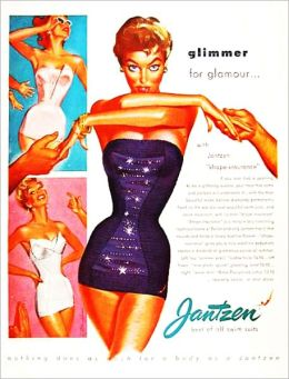 47 VINTAGE FASHION ADS!