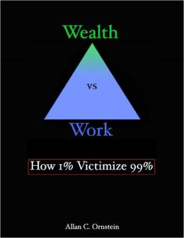 WEALTH VS WORK: HOW 1 PERCENT VICTIMIZE 99 PERCENT