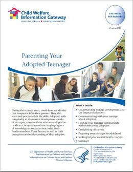 Parenting Your Adopted Teenager