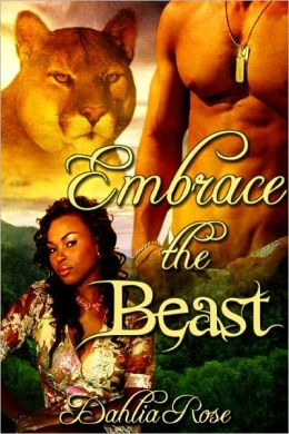 Embrace the Beast [Interracial Shifter Erotic Romance]