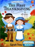 Book Cover Image. Title: The First Thanksgiving, Author: Sarah Treu