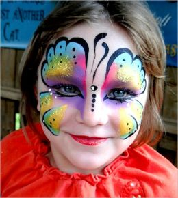 -FACE PAINTING FOR BEGINNERS- HOW TO MAKE REALLY AMAZING DESIGNS FOR YOUR KIDS!