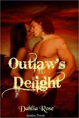 Outlaw's Delight [Interracial Historical Erotic Romance]