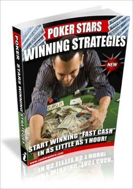 Poker Stars Winning Strategies