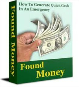 How To Generate Money Fast In An Emergency