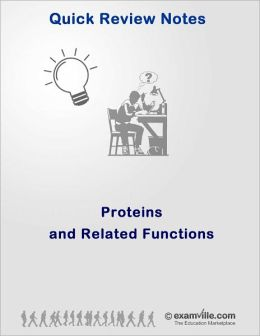 Quick Biochemistry Review: Proteins and Related Functions