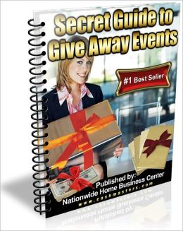 Secret Guide To Give Away Events