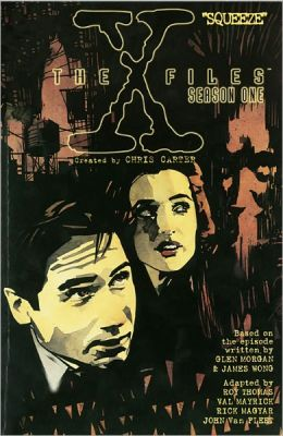 X-Files Vol.1 #1 (Comic Book)