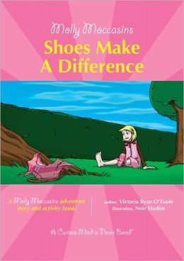 Molly Moccasins -- Shoes Make A Difference