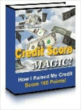 Credit Score Magic!