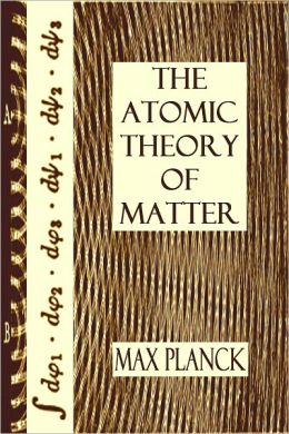 THE ATOMIC THEORY OF MATTER.