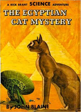 The Egyptian Cat Mystery: A Mystery/Detective Classic By Harold Leeland Goodwin!