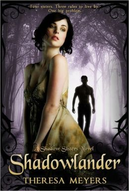 Shadowlander (Shadow Sisters, Book One)