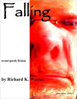 Falling - avant-garde fiction