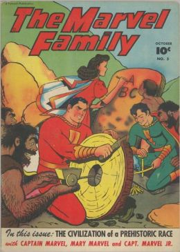 The Marvel Family - Issue #5 (Comic Book)