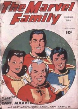 The Marvel Family - Issue #6 (Comic Book)