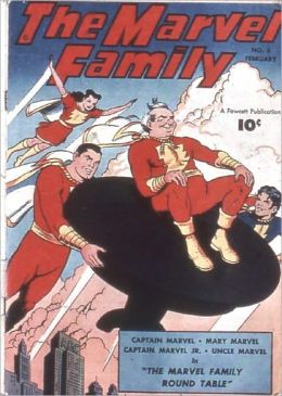 The Marvel Family - Issue #8 (Comic Book)