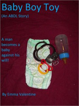 Baby Boy Toy (An ABDL Story)