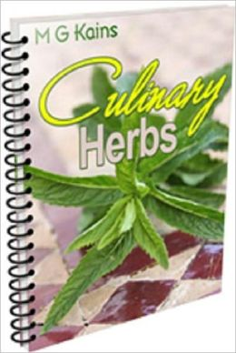 Your Kitchen Guide - Culinary Herbs - prepare a dinner of herbs