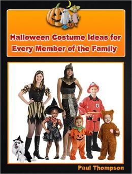 Halloween Costume Ideas for Every Member of the Family