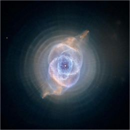 Hubble Telescope Archives -Dying Star Creates Fantasy-like Sculpture of Gas and Dust