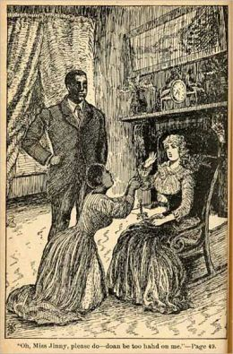 The Story of a Slave. A Realistic Revelation of a Social Relation of Slave Times--Hitherto Unwritten--From the Pen of One Who Has Felt Both the Lash and the Caress of a Mistress