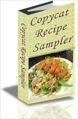 Copycat Recipe Sampler