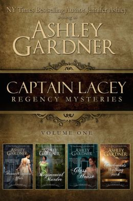 Captain Lacey Regency Mysteries Book Bundle #1