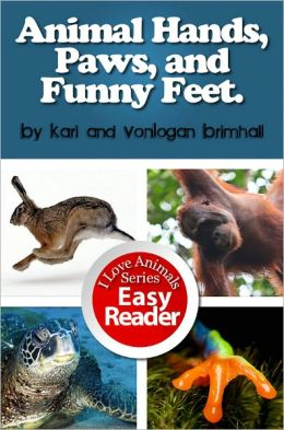 Animal Hands, Paws, and Funny Feet