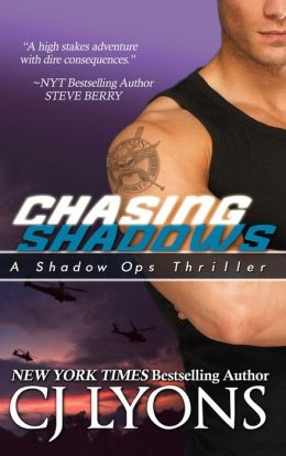 Chasing Shadows: Shadow Ops, Book #1