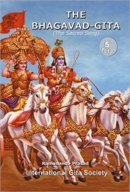The Bhagavad Gita, 5th. Edition