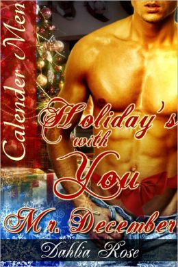 Holidays With You [Interracial Menage Erotic Romance]