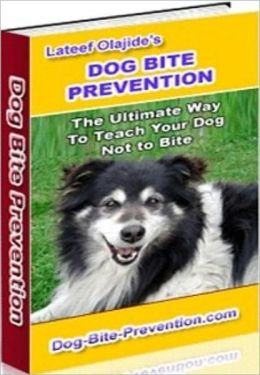 Dog Lover eBook - How to Stop Your Puppy or Older Dog from Biting - Seven things you should do if your dogs bite