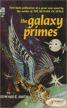 The Galaxy Primes - (Formatted & Optimized for Nook)