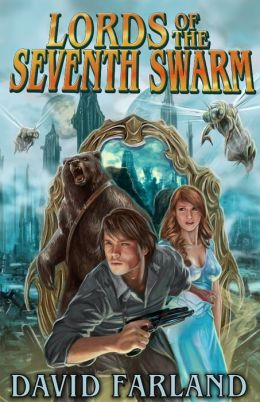 Lords of the Seventh Swarm, Book 3 of the Golden Queen Series
