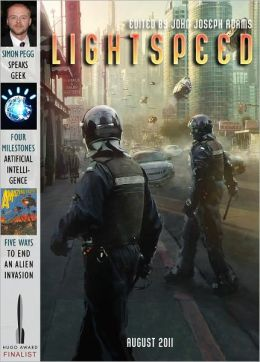 Lightspeed Magazine, August 2011