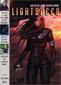 Lightspeed Magazine, September 2011