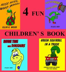 3 FREE BOOKS + HISS HISS, WHO WHO (Children's Picture Books): Series # 2