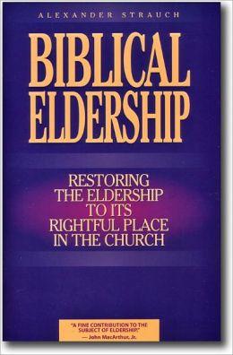 Biblical Eldership - Booklet