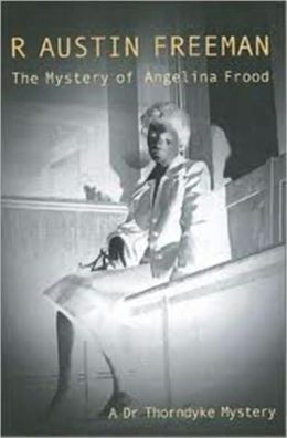 The Mystery of Angelina Frood