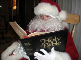 The Best Gift Of All (The Christmas Story As Told by Santa Claus)