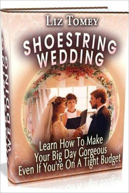 eBook about Shoestring Wedding - Wedding Ceremony Help