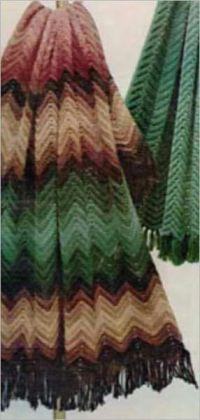 8 Bellos patrones afganos a ganchillo