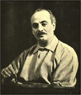 Khalil Gibran: JESUS THE SON OF MAN