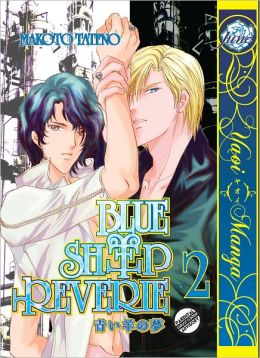 Blue Sheep Reverie 2 (Yaoi Manga) - Nook Color Edition