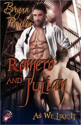 Romero and Julian (Gay Erotic Romance, As We Like It Anthology)