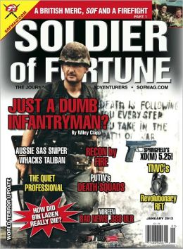 Soldier of Fortune - January 2012
