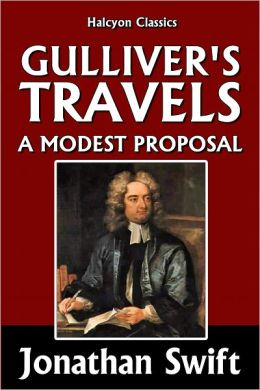 gullivers travels essays Written in the form of a travel journal, gulliver's travels is the fictional account of four extraordinary voyages made by lemuel gulliver, a physician who signs on to serve as a ship's surgeon.