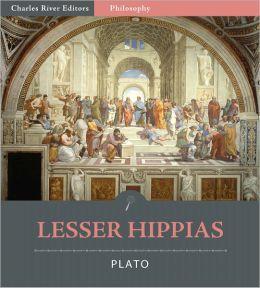 Lesser Hippias (Illustrated)
