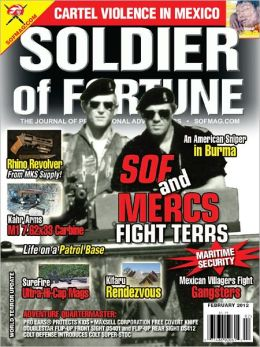 Soldier of Fortune - February 2012